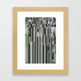 Penthouses and Parks (3) Framed Art Print