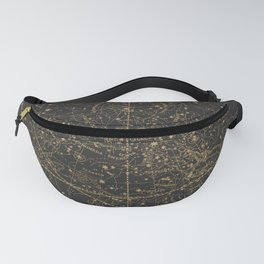 Visible Heavens - Dark Fanny Pack