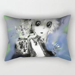 Necroette Rectangular Pillow
