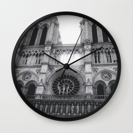 Notre Dame (Ouest) Wall Clock