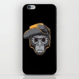 The Blackout Monkey iPhone Skin