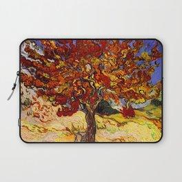 Vincent Van Gogh Mulberry Tree Laptop Sleeve