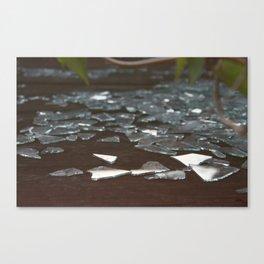 Accidents Canvas Print