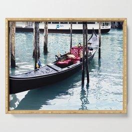 Gondola Serving Tray