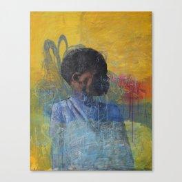 Swazi Art 4 Canvas Print