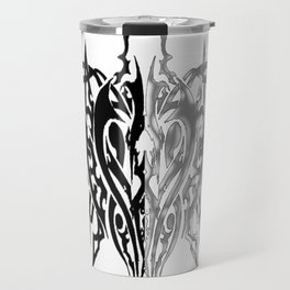 Tribal Arachne Plated and Black Travel Mug