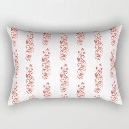 BLOCK PRINT BAZAAR III Rectangular Pillow