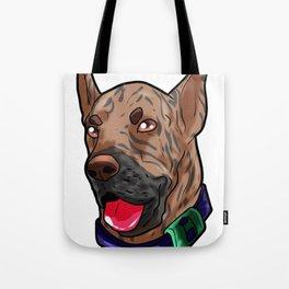 Great Dane Dog Doggie Puppy Present Gift Tote Bag