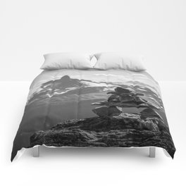 Black Tusk and the Inukshuk Comforters