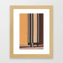Bazaar #69 Framed Art Print