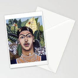 Frida Davis Stationery Cards