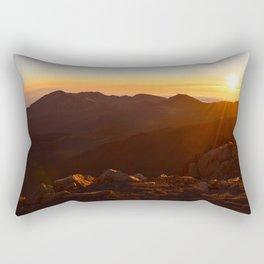 Sunrise Flares Rectangular Pillow