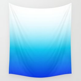 Beachy Blues Wall Tapestry