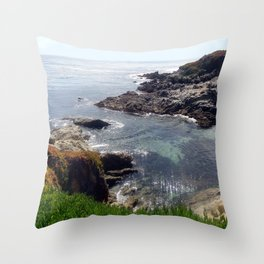 California Coast 03 Throw Pillow