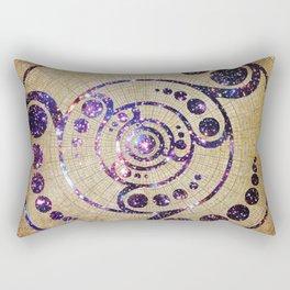 The Harmonious Circle  Rectangular Pillow