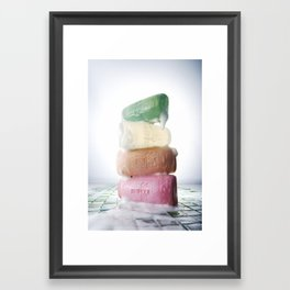 1223 Framed Art Print