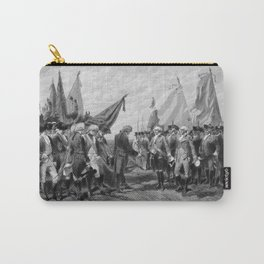 Surrender Of Cornwallis At Yorktown Carry-All Pouch