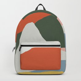 Mountains of Colors Backpack