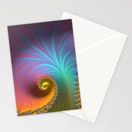 Kapow! - Fractal Art  Stationery Cards