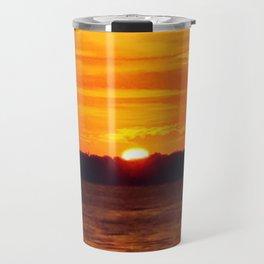 Solar Power   Landscape Nature Photo Travel Mug