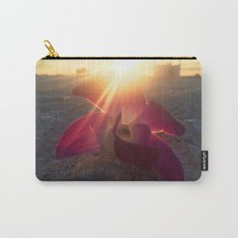 Sunset Wedding Flower Carry-All Pouch