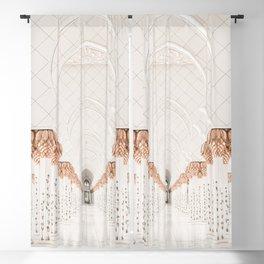 Sheik Zayed Mosque Abu Dhabi Blackout Curtain