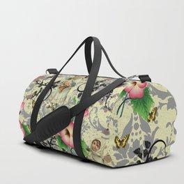 angel floral Duffle Bag