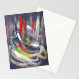 Cosmic black ing 230 Stationery Cards