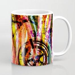 Motorbike Fibres  Dream Series 001 Coffee Mug