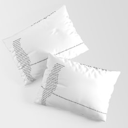 Blackbird Pillow Sham