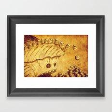 Lemmings Framed Art Print