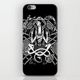Id iPhone Skin