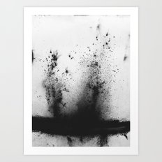Explosion 2 Art Print