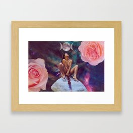 The Power of Wombyn Framed Art Print