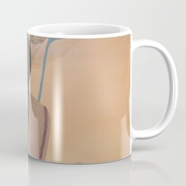 Watching the Sunset I Coffee Mug