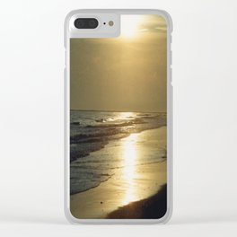Breezy Point NYC Clear iPhone Case