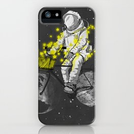 Sower of stars iPhone Case
