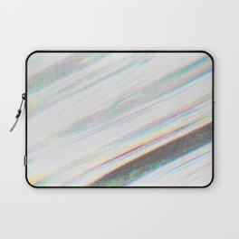 White Noise Laptop Sleeve