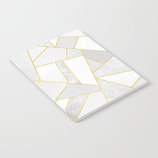 White Stone Notebook