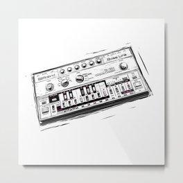 Roland TB-303 Metal Print