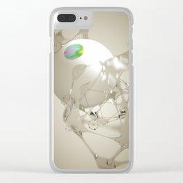 hub Clear iPhone Case