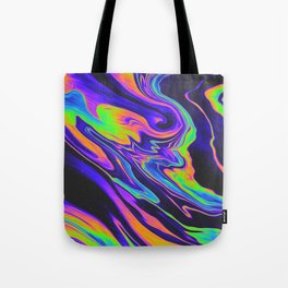 TILL THE WEATHER CHANGES Tote Bag