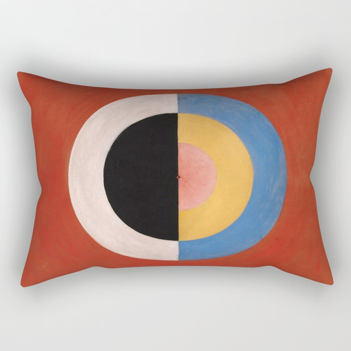 Hilma Af Klint Svanen Rectangular Pillow