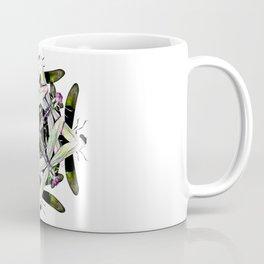 Dragonfly Cluster Coffee Mug
