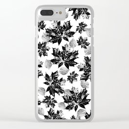 Autumn moods n.7 Clear iPhone Case