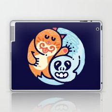 Ginger & The Spook Laptop & iPad Skin