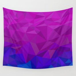 Ultraviolet Wall Tapestry