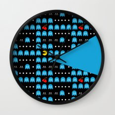 Pac Infinite Wall Clock