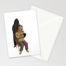 Horor Fiction Stationery Cards