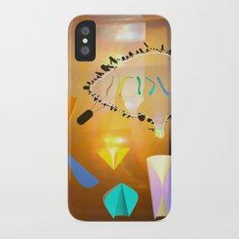 Ualnes iPhone Case